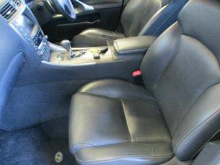 2009 Lexus IS GSE20R MY09 IS250 Prestige White 6 Speed Sports Automatic Sedan