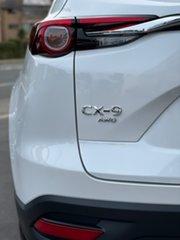2021 Mazda CX-9 TC Sport SKYACTIV-Drive i-ACTIV AWD White 6 Speed Sports Automatic Wagon