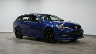 2017 Holden Commodore VF II MY17 SS V Sportwagon Redline Blue 6 Speed Sports Automatic Wagon.