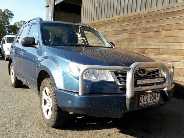 Used Subaru Forester S3 MY11 X AWD Labrador, 2011 Subaru Forester S3 MY11 X AWD Blue 5 Speed Manual Wagon