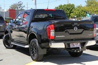 2018 Nissan Navara D23 S3 Silverline Black 7 Speed Sports Automatic Utility.