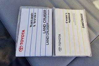 2008 Toyota Landcruiser VDJ79R GX Silver 5 Speed Manual Cab Chassis