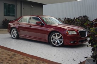 2013 Chrysler 300 LX MY13 SRT-8 Maroon 5 Speed Sports Automatic Sedan.