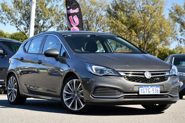 Used Holden Astra BK MY18.5 RS-V Clarkson, 2018 Holden Astra BK MY18.5 RS-V Grey 6 Speed Sports Automatic Hatchback