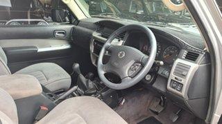 2007 Nissan Patrol GU IV MY07 ST (4x4) Silver 5 Speed Manual Wagon