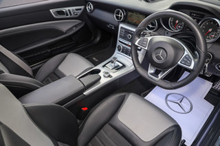2020 Mercedes-Benz SLC-Class R172 800MY SLC200 9G-Tronic Polar White 9 Speed Sports Automatic.