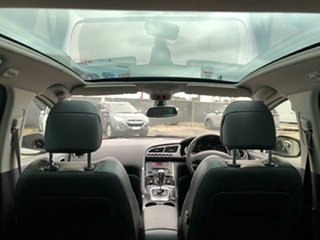 2013 Peugeot 3008 T8 MY13 Allure SUV White 6 Speed Sports Automatic Hatchback