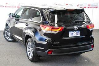 2019 Toyota Kluger GSU50R GXL 2WD Eclipse Black 8 Speed Sports Automatic Wagon.