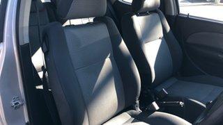 2008 Holden Barina TK MY08 Silver 5 Speed Manual Hatchback