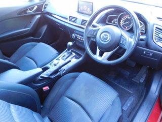 2014 Mazda 3 BM5238 SP25 SKYACTIV-Drive Soul Red 6 Speed Sports Automatic Sedan.