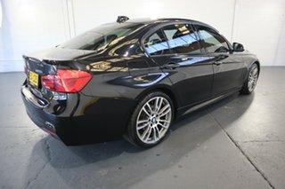 2018 BMW 3 Series F30 LCI 320i M Sport Black 6 Speed Manual Sedan