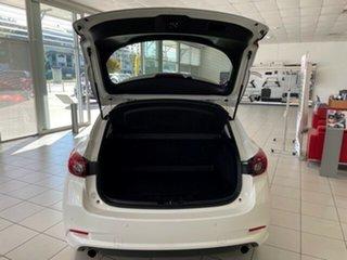 2017 Mazda 3 BN5478 Maxx SKYACTIV-Drive Snowflake White Pearl 6 Speed Sports Automatic Hatchback
