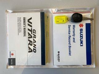 2012 Suzuki Grand Vitara JB MY13 Sport Silver 4 Speed Automatic Wagon.