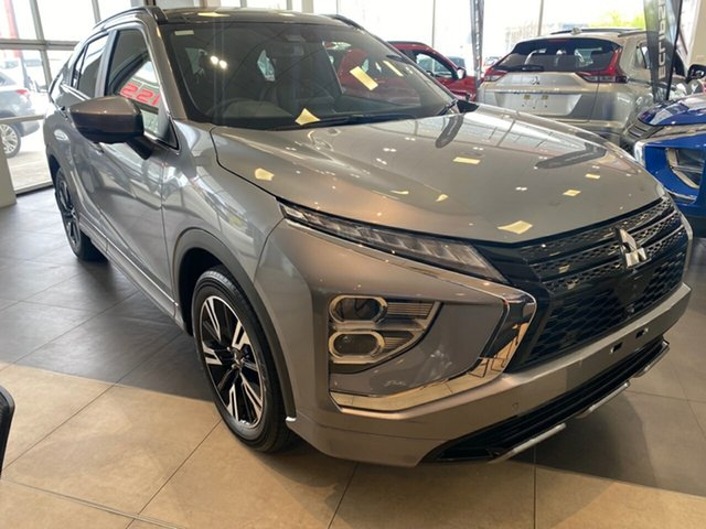 Used Mitsubishi Eclipse Cross YB MY21 Exceed 2WD Essendon North, 2020 Mitsubishi Eclipse Cross YB MY21 Exceed 2WD Grey 8 Speed Constant Variable Wagon