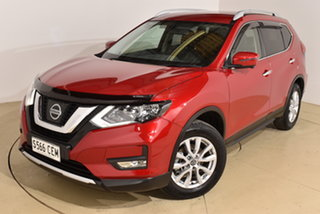 2019 Nissan X-Trail T32 Series II ST-L X-tronic 2WD Red 7 Speed Constant Variable Wagon.