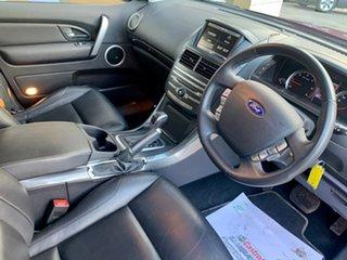 2015 Ford Territory SZ MkII Titanium Seq Sport Shift AWD Red 6 Speed Sports Automatic Wagon