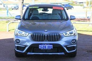 2016 BMW X1 F48 sDrive18d Steptronic Bronze/cre 8 Speed Sports Automatic Wagon
