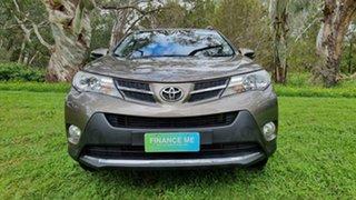 2014 Toyota RAV4 ASA44R MY14 GXL AWD Bronze 6 Speed Sports Automatic Wagon.