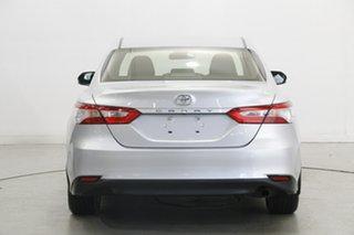 2018 Toyota Camry ASV70R Ascent Premium Silver 6 Speed Sports Automatic Sedan