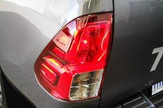 2019 Toyota Hilux GUN126R SR5 Double Cab Graphite 6 Speed Sports Automatic Utility