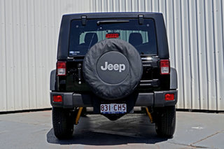 2017 Jeep Wrangler JK MY17 Sport Black 5 Speed Automatic Softtop