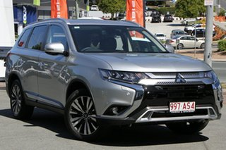 2020 Mitsubishi Outlander ZL MY20 Exceed AWD Sterling Silver 6 Speed Constant Variable Wagon.
