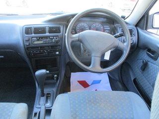1998 Toyota Corolla AE102R 4D Sedna Conquest Green 4 Speed Automatic Sedan
