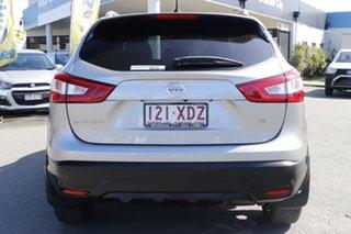 2016 Nissan Qashqai J11 TI Platinum Metallic 1 Speed Constant Variable Wagon