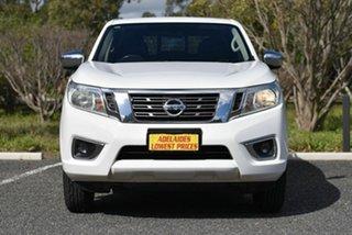 2016 Nissan Navara D23 S2 RX 4x2 White 7 Speed Sports Automatic Utility.