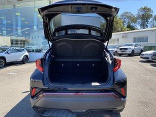 2020 Toyota C-HR ZYX10R Koba E-CVT 2WD Black 7 Speed Constant Variable Wagon Hybrid