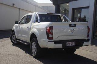 2021 Nissan Navara D23 MY21 ST 4x2 White Diamond 7 Speed Sports Automatic Utility.