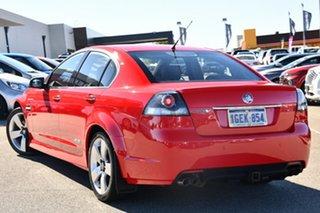 2009 Holden Commodore VE MY10 SS V Red 6 Speed Manual Sedan.