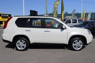 2011 Nissan X-Trail T31 Series IV ST Snow White Pearl 1 Speed Constant Variable Wagon