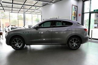 2017 Maserati Levante M161 MY17 Luxury Q4 Grey 8 Speed Sports Automatic Wagon