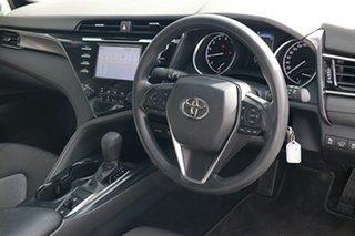 2019 Toyota Camry ASV70R Ascent Glacier White 6 Speed Sports Automatic Sedan