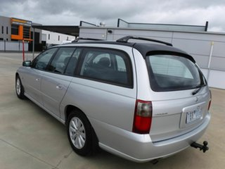2006 Holden Commodore VZ MY06 Acclaim Silver 4 Speed Automatic Wagon