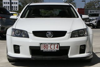 2009 Holden Commodore VE MY10 SS Sportwagon White 6 Speed Sports Automatic Wagon