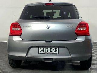 2017 Suzuki Swift AZ GL Silver 1 Speed Constant Variable Hatchback