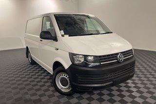 2018 Volkswagen Transporter T6 MY18 TDI340 SWB DSG White 7 speed Automatic Van.