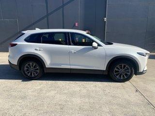 2021 Mazda CX-9 TC Sport SKYACTIV-Drive Snowflake White 6 Speed Sports Automatic Wagon.