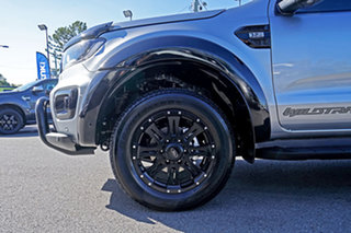 2021 Ford Ranger PX MkIII 2021.25MY Wildtrak Silver 6 Speed Sports Automatic Double Cab Pick Up