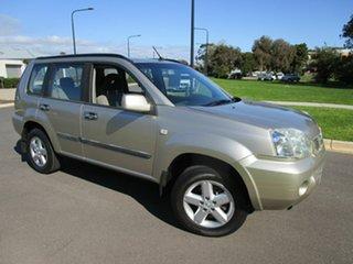 2006 Nissan X-Trail T30 MY06 ST (4x4) Gold 4 Speed Automatic Wagon.