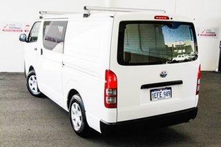 2013 Toyota HiAce KDH201R MY12 Upgrade LWB French Vanilla 5 Speed Manual Van