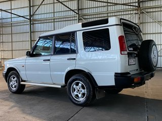 1999 Land Rover Discovery II Td5 White 4 Speed Automatic Wagon