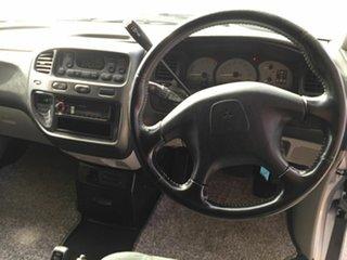 2005 Mitsubishi Delica Chamonix (Spacegear) Silver 4 Speed Automatic Wagon