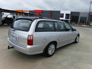 2006 Holden Commodore VZ MY06 Acclaim Silver 4 Speed Automatic Wagon.