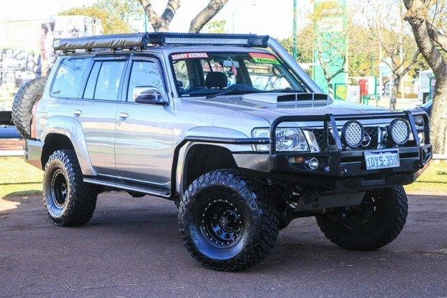 Used Nissan Patrol Y61 GU 8 ST Attadale, 2012 Nissan Patrol Y61 GU 8 ST Silver 5 Speed Manual Wagon