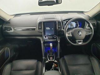 2018 Renault Koleos HZG Intens X-tronic Black 1 Speed Constant Variable Wagon