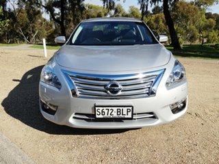 2016 Nissan Altima L33 ST-L X-tronic Silver 1 Speed Constant Variable Sedan.