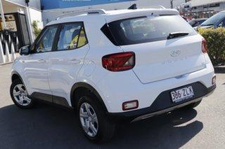 2019 Hyundai Venue QX MY20 Go Polar White 6 Speed Manual Wagon.